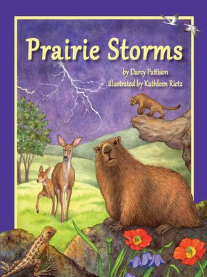 cover image of Prairie Storms