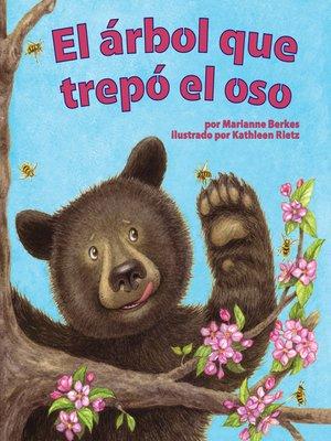 cover image of El árbol que trepó el oso
