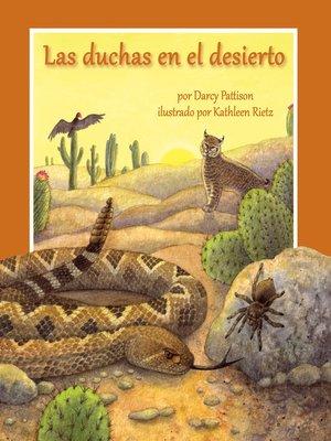 cover image of Las duchas en el desierto