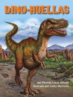 cover image of Dino-huellas