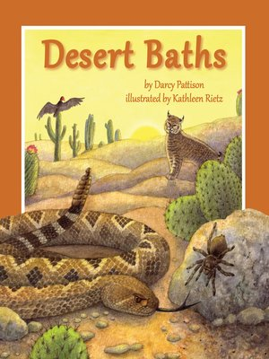 cover image of Desert Baths