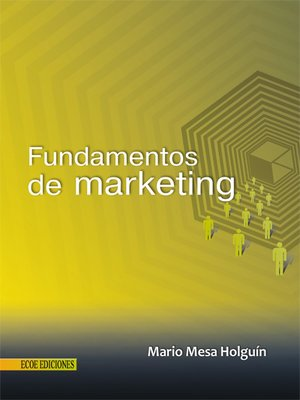 cover image of Fundamentos de marketing