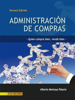 cover image of Administración de compras