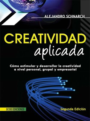 cover image of Creatividad aplicada
