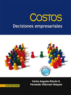 cover image of Costos, decisiones empresariales
