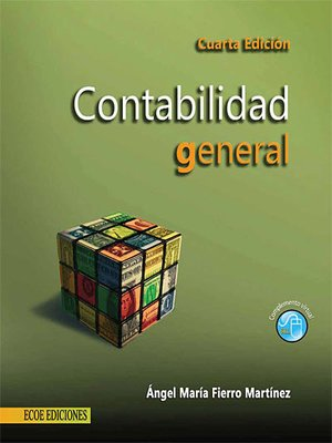cover image of Contabilidad general
