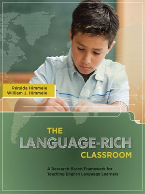 cover image of The Language-Rich Classroom