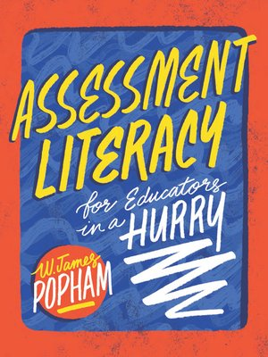 cover image of Assessment Literacy for Educators in a Hurry
