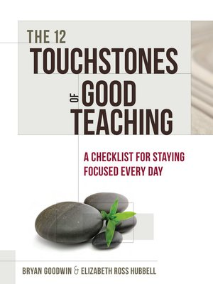 cover image of The 12 Touchstones of Good Teaching