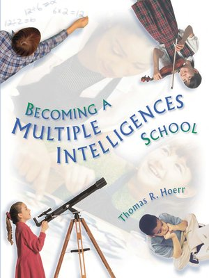 cover image of Becoming a Multiple Intelligences School