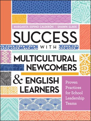 cover image of Success with Multicultural Newcomers & English Learners