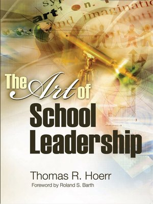 cover image of The Art of School Leadership