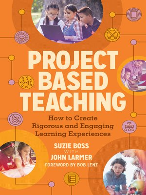cover image of Project Based Teaching