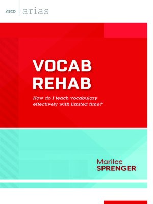 cover image of Vocab Rehab
