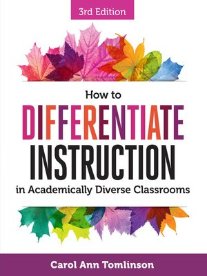 cover image of How to Differentiate Instruction in Academically Diverse Classrooms
