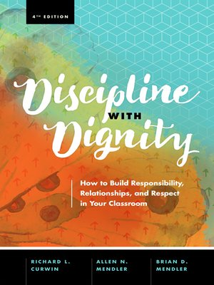 cover image of Discipline with Dignity