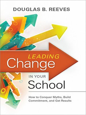 cover image of Leading Change in Your School