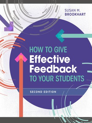cover image of How to Give Effective Feedback to Your Students