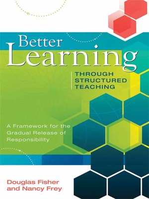 cover image of Better Learning Through Structured Teaching