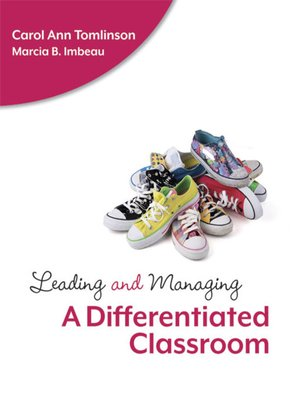 cover image of Leading and Managing a Differentiated Classroom