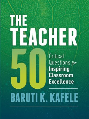cover image of The Teacher 50