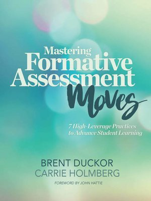 cover image of Mastering Formative Assessment Moves