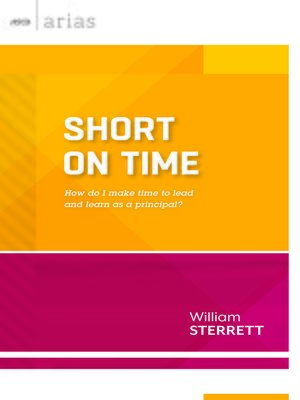 cover image of Short on Time