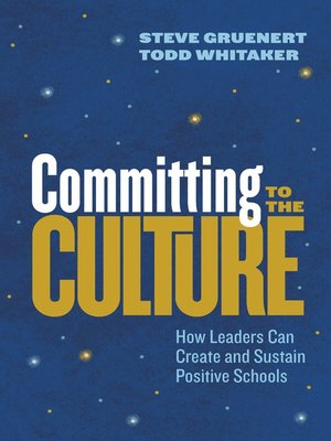 cover image of Committing to the Culture