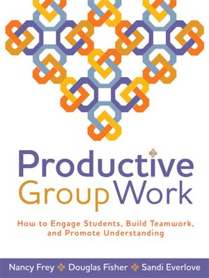 cover image of Productive Group Work