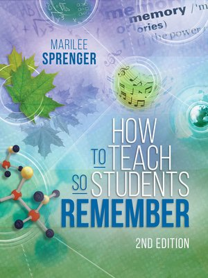 cover image of How to Teach So Students Remember