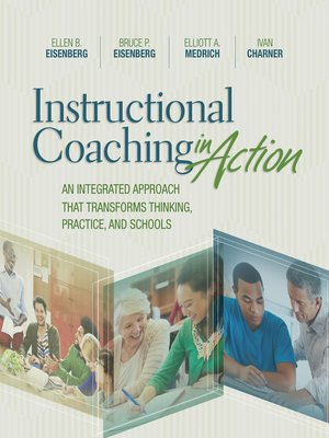 cover image of Instructional Coaching in Action