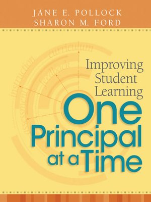 cover image of Improving Student Learning One Principal at a Time