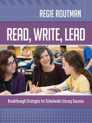 cover image of Read, Write, Lead