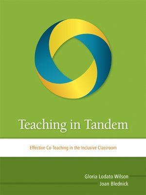 cover image of Teaching in Tandem