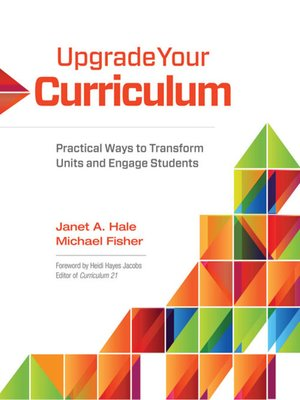 cover image of Upgrade Your Curriculum