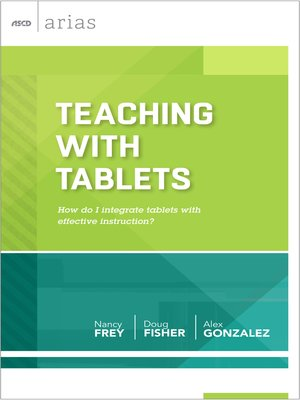 cover image of Teaching with Tablets