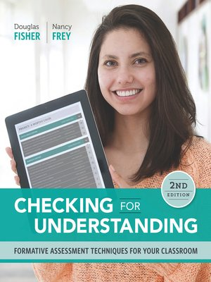cover image of Checking for Understanding