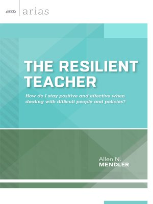 cover image of The Resilient Teacher
