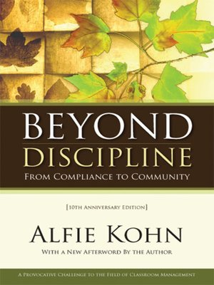 cover image of Beyond Discipline