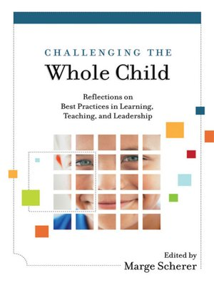 cover image of Challenging the Whole Child