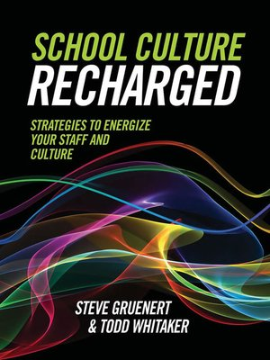 cover image of School Culture Recharged