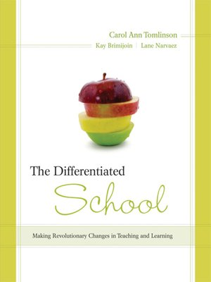 cover image of The Differentiated School