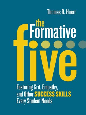 cover image of The Formative Five