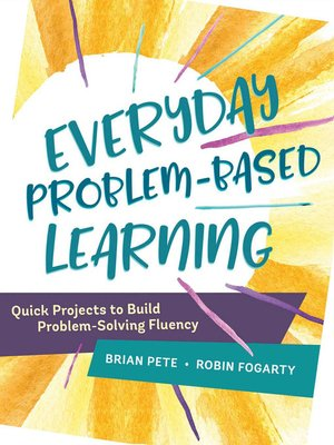 cover image of Everyday Problem-Based Learning