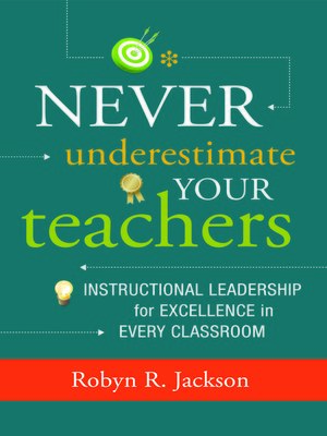 cover image of Never Underestimate Your Teachers