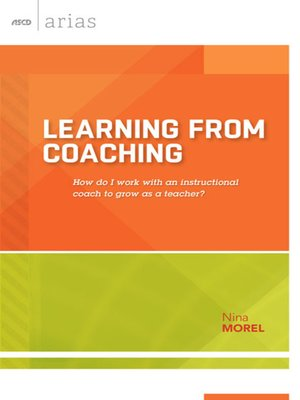 cover image of Learning from Coaching