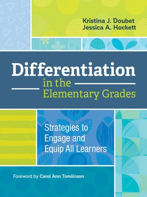 cover image of Differentiation in the Elementary Grades