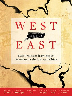cover image of West Meets East