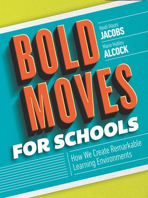 cover image of Bold Moves for Schools