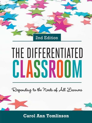 cover image of The Differentiated Classroom